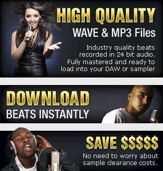 Hip Hop Beats - Instant Download